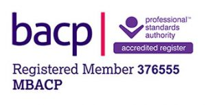 BACP Registered Member 376555 MBACP